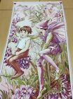 Michael Miller - DC4265 The Magical Panel - Flower Fairy Panel - 100% Cotton