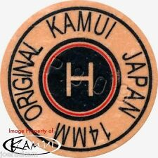 1 Kamui BROWN Tip (HARD = H)  New Red Ring -  FREE US SHIPPING