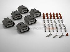 Ignition Coil Pack Repair Kit Connector for Nissan 370z Maxima Altima Murano