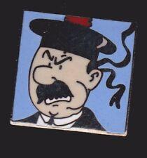 Pinsfolies ***N° 257 Pin's Tintin Corner Kuifje Tim und Struppi Snowy
