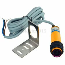 Adjustable Infrared Proximity Switch Photoelectric Detect Sensor NPN NO 12V 24V