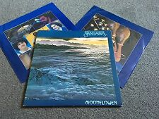SANTANA - MOONFLOWER - 1977 DOUBLE LP DUTCH PRESSING WITH INNER SLEEVES EX