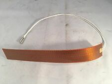 Flexible Adhesive Silicone Rubber Heater Heating Strip 30mm x 225mm
