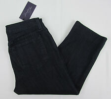 NWT Womens NYDJ Not Your Daughters jeans Cropped Capri pants Lift Tuck – 12 P