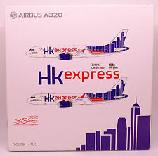 Phoenix Models 1:400 HK Express A320 'Hong Kong's Low Fare Airline' (B-LCC)