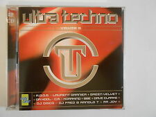 ULTRA TECHNO VOL.5 (2 CD) LAURENT GARNIER, DA HOOL, BBE, KOMAKINO ... | PORT 0€