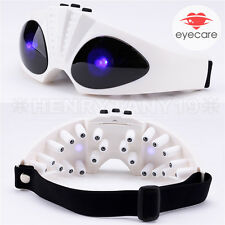 2016 Hot USB Rechargeable Electric Eye Massager Magnetic Health Care Massage