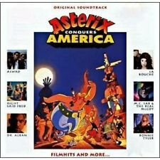 Asterix in Amerika (1994) Aswad, Right said Fred, Dr. Alban.. [CD]