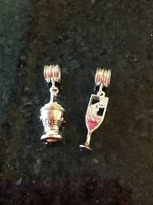 New Items. Rhona Sutton. Bracelet charms. 2charms in a pack. Congratulations.