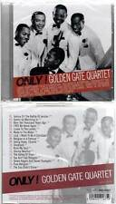 "GOLDEN GATE QUARTET ""Only"" (CD) 17 Titres 2010 NEUF"