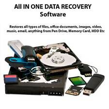 All in one Data Recovery Software CD - TechGuy4u
