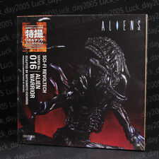 Kaiyodo Revoltech 016 Sci-Fi Alien Warrior Action Figure