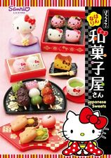 "Re-Ment Miniature 2008 ""Hello Kitty Japanese Sweets Shop"" No.04"