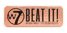 W7 Beat It 12 Eyeshadow Palette New Sealed