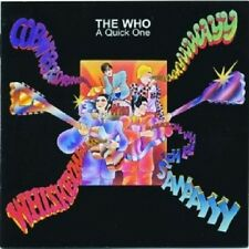 THE WHO - A QUICK ONE  CD  20 TRACKS CLASSIC ROCK & POP  NEU