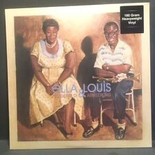 Ella Fitzgerald & Louis Armstrong Import 180g LP - SEALED NEW! Ella & Louis