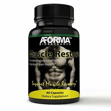 Bodybuilding Supplement Muscle Recovery, Muscle Building / Repair & Weight loss