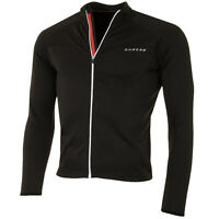 68% OFF RRP Dare 2b Mens Supersede Long Sleeve Full Zip Cycling Jersey Top
