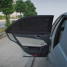TFY Universal Side Window Sunshade Visor Kid Child PAIR New Free Shipping USA