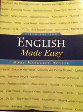 ENGLISH MADE EASY Fifth Edition [9780072938029] MARY MARGARET HOSLER (PAPERBACK)
