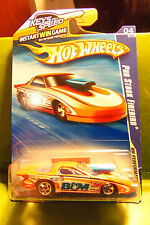 Hot Wheels Pro Stock Red Enamel Fire Bird HW Performance B&M 5SP 2010