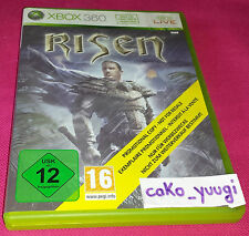 RISEN XBOX 360 PROMOTIONAL COPY NOT FOR RESALE TRES BON ETAT