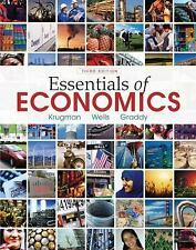 Essentials of Economics by Paul Krugman