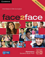 face2face Elementary Student's Book with DVD-ROM and Online Workbook Pack, Cunni