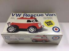 Entex 1/32 VW Rescue Van Kit # 9607 New/Sealed