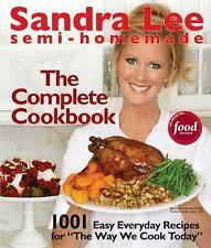 Semi-Homemade The Complete Cookbook by Lee, Sandra