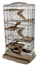 Ware Clean Living 6 Level Ferret Cage. Chinchilla Cage. 36 x 19 x 64