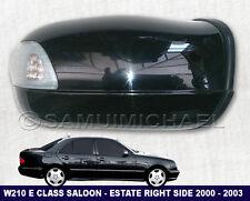Mercedes e classe aile miroir W210 elec Powerfold auto dim droit noir facelift