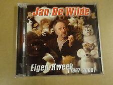 2-CD / JAN DE WILDE - EIGEN KWEEK ( 1967-2000 )