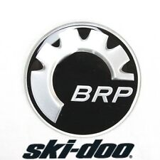 Ski-Doo New OEM Sprocket BRP Logo Emblem Domed Decal 68mm