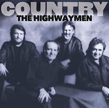 HIGHWAYMEN : COUNTRY: THE HIGHWAYMEN (CD) sealed