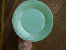 Vintage Fire King JADEITE Jade Ite Plate 7 3/4 inches--has rust marks
