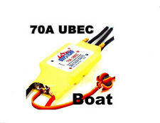 Mystery RC 70A 2-7s Brushless ESC W/ Water Cooling with 5V 5A UBEC for Boat V2.1