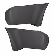 New Set of 2 Rear Bumper End Extensions, LH & RH Side, For Nissan Xterra, Pair
