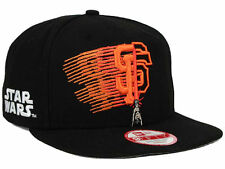 San Francisco Giants New Era MLB 9FIFTY Star Wars Logoswipe Snapback Hat Cap 950