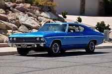 Chevrolet: Chevelle SS396 4 Spd.