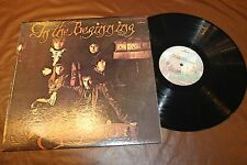 Genesis In The Beginning Mercury Records Heavy Psych LP NM