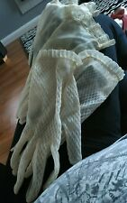 vintage nylon gloves