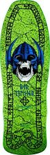 Powell Peralta BONES BRIGADE Per Welinder NORDIC SKULL Skateboard Deck GREEN