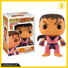 Street Fighter: Dan Pop - Funko