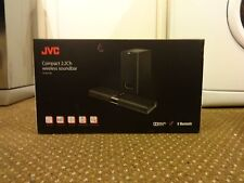 JVC TH-WL315 2.2Ch 120W Barra De Sonido Con Sub Woofer Inalámbrico, Bluetooth, NFC.