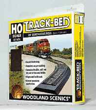 HO scale box of foam Road bed for track Woodland Scenics ST1474 1474