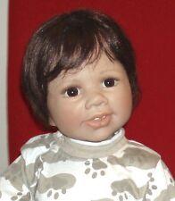 Vollvinylpuppe Danny von Monika Levenig echter modellierter Junge!