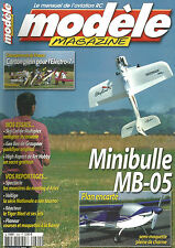 MODELE MAG N°624 PLAN : SEMI-MAQUETTE / SKY CAT / GEE BEE / HIGH ASPECT