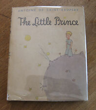 THE LITTLE PRINCE -Antoine de Saint-Exupery - 1943 REYNAL 1st/2nd printing $2.00