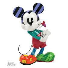 "DISNEY BRITTO ""Mickey Mouse"" NEU/OVP groß Micky Maus Herz Figur Pop-Art Design"